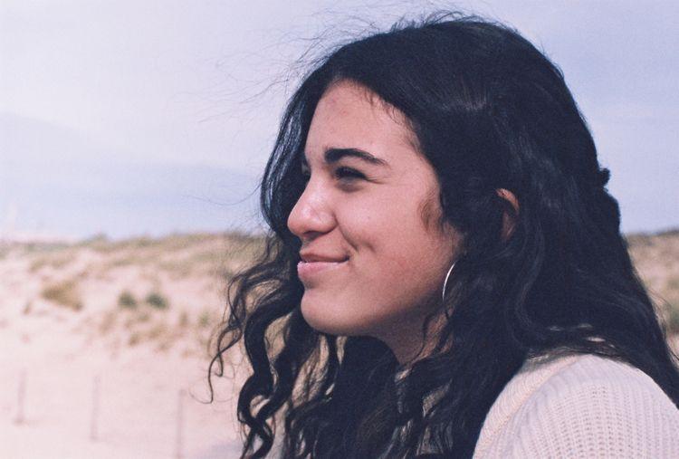 Sunny day - argentique, 35mm, portrait - zoui   ello