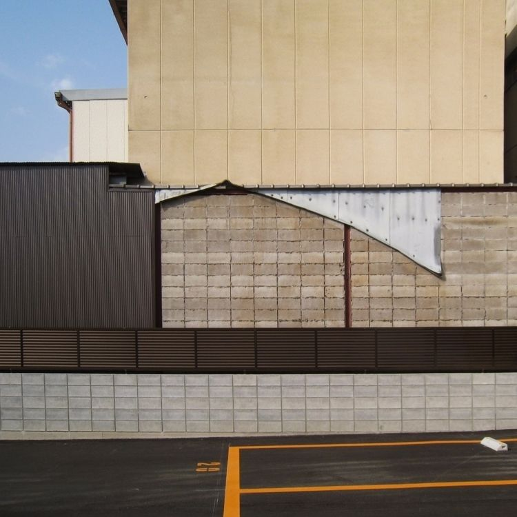 house, car park - flat, japan, kyoto - scokobro | ello