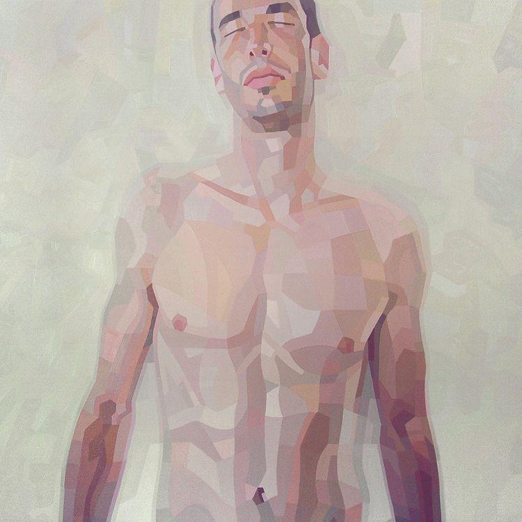 Tracking fragmented style paint - luiferreyra   ello