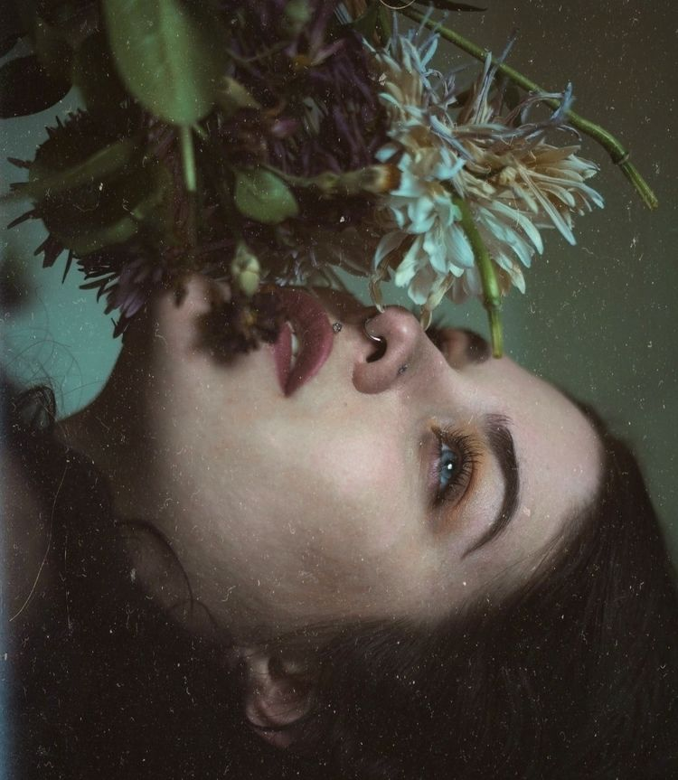 lost ages - floral, portrait, sonyalpha - colleensmorgan | ello