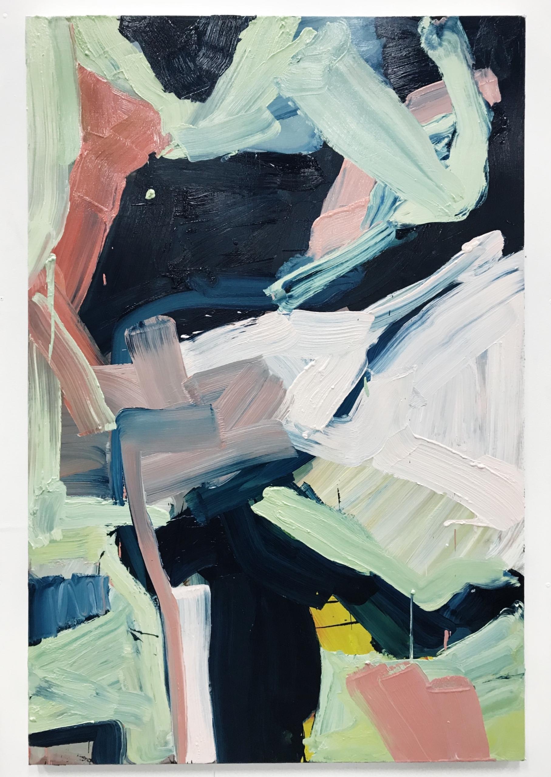 Untitled, 2018, oil canvas, 152 - adriancharlessmith | ello