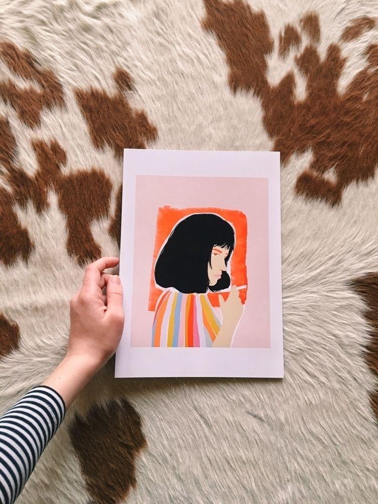 25% art prints - artprint, poster - aljahorvat | ello