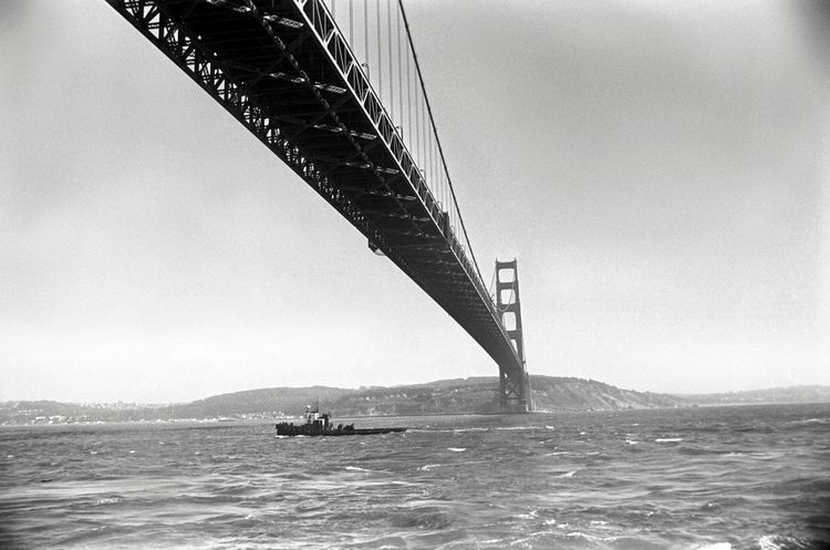 San Francisco Bay, California A - nickdewolfphotoarchive | ello