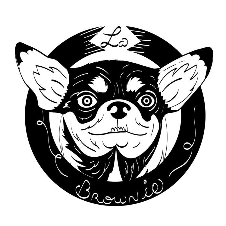 Dog portraits - Illustrations, Dogs - adrianaduque | ello