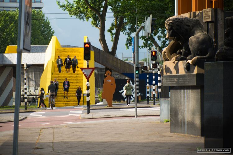 Netherlands, Rotterdam, June 20 - bruxellisation | ello