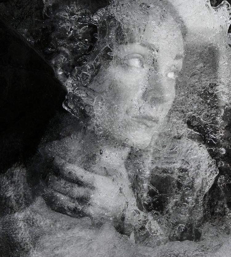 water virgin - experimental, beauty - natxodiego | ello