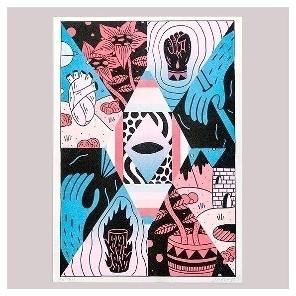 Ello Art give :-) Corps de lumi - kylam | ello