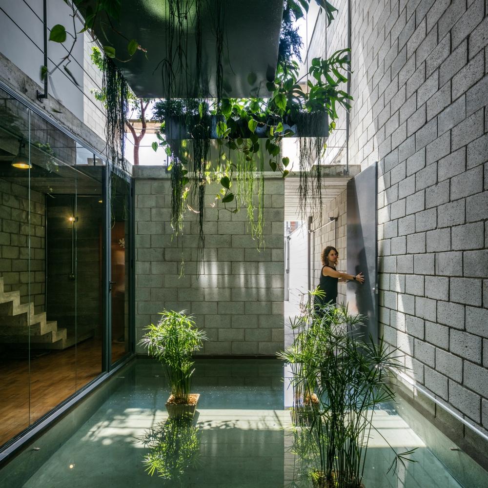 Mipibu House Terra Tuma Arquite - thetreemag   ello