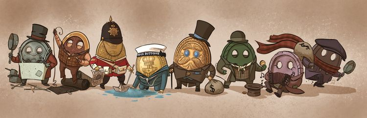 Tinker, Tailor, Soldier, Sailor - dmbednarski | ello