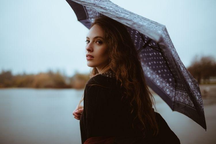 Model Tori - moody, portrait, photography - mrvnhrrr | ello