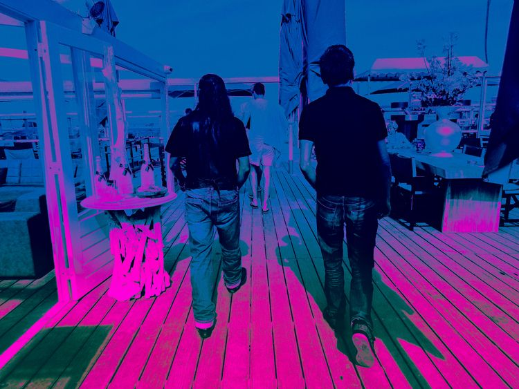 'Brothers' Klaire Photo Editing - fusionatic | ello