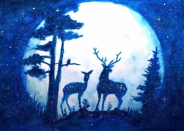 Moonlight - iagonobre | ello