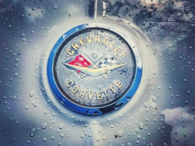 Chevrolet Corvette - corvette, fineartphotography - hollingsworth | ello