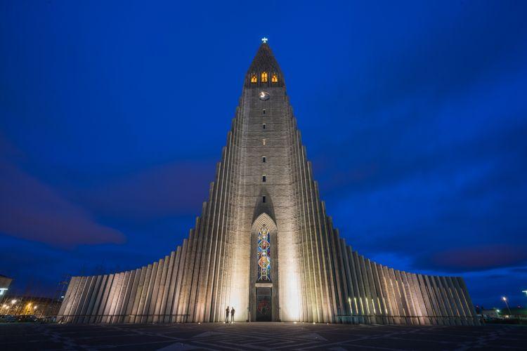 Hallgrímskirkja week Icelandic  - jeffmoreau | ello