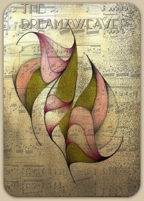 Divine Heart Gold Rose DreamzWe - thedreamzweaver | ello