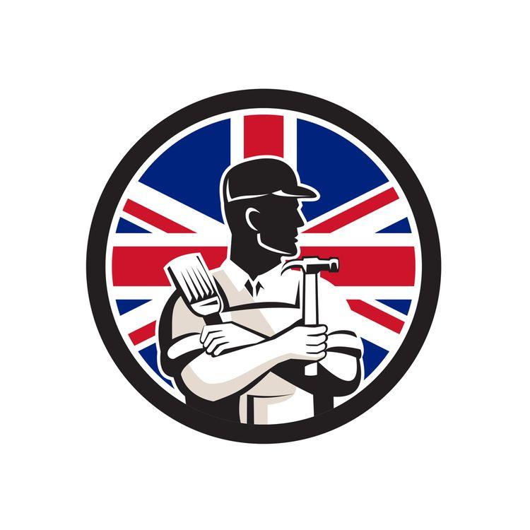 British DIY Expert Union Jack F - patrimonio | ello