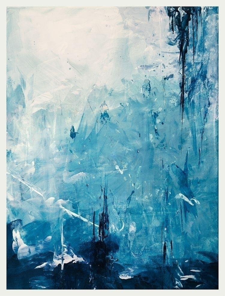 Annenkov bit acrylic canvas - art - colinnewall | ello