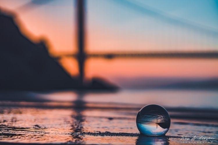 Sunrise Kirby Cove - wesandersonphotography | ello