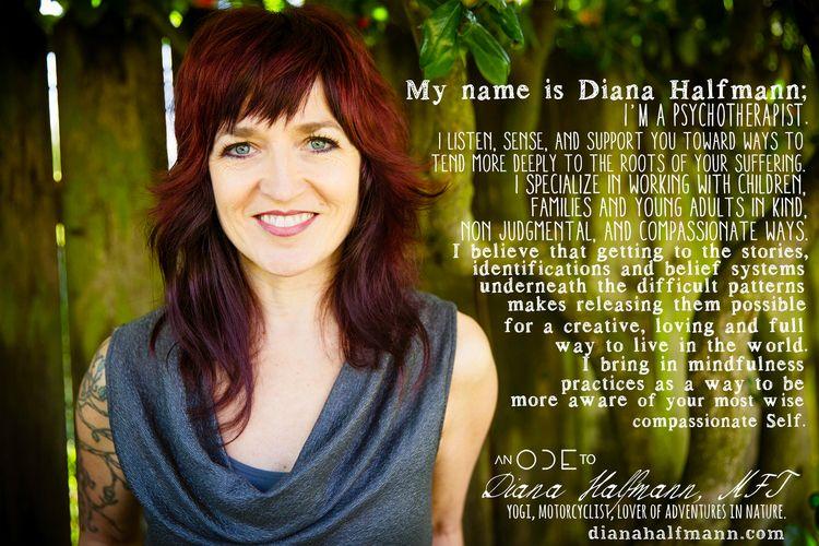 ODE Diana Halfmann - mindfulness - serpentbox | ello