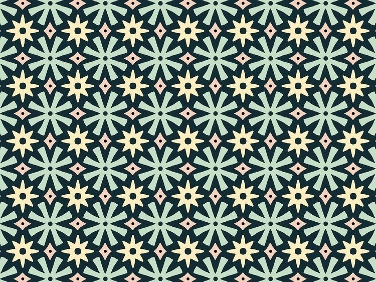 patterns created iPad + Pencil - jacobcummings | ello