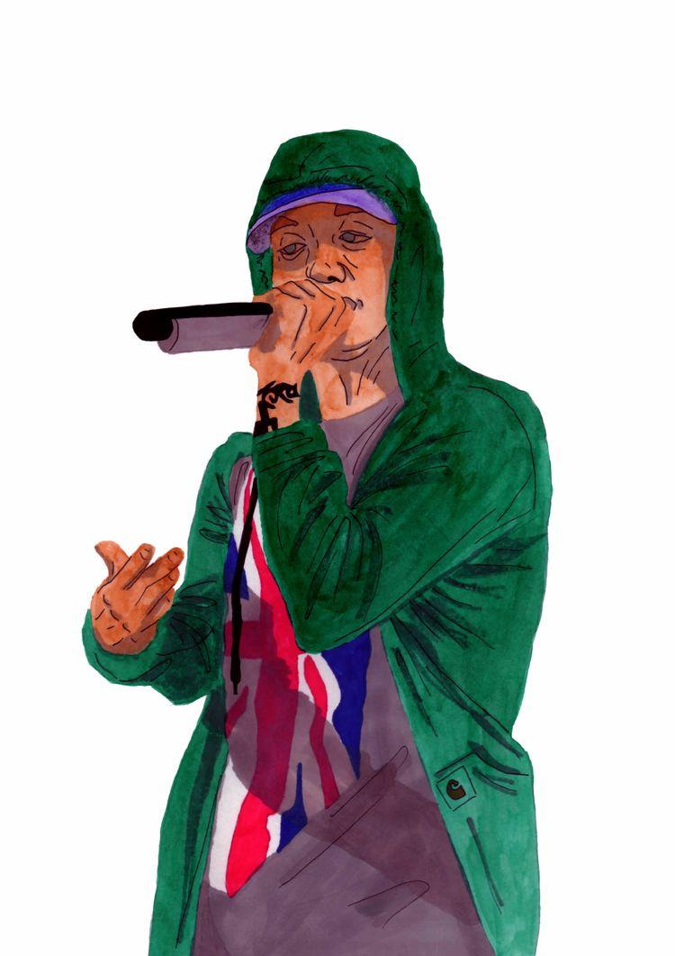 Eminem, MarshallMathers, Detroit - herrralf | ello