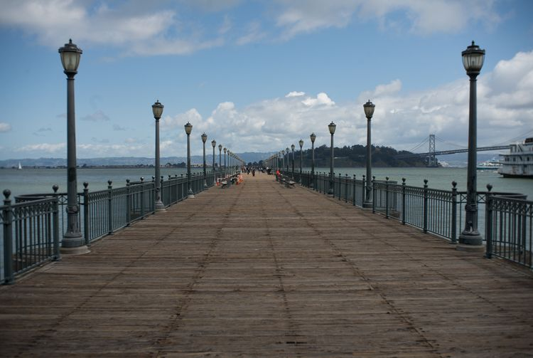 35 - sanfrancisco, pier, vanishingpoint - kenmitchell | ello