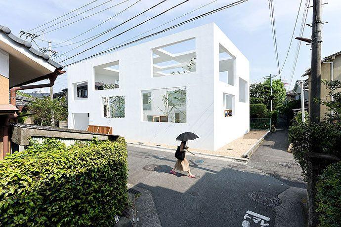 House Sou Fujimoto Architects R - thetreemag | ello
