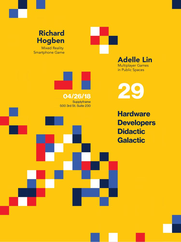 Hardware Developers Didactic Ga - randomwalks | ello