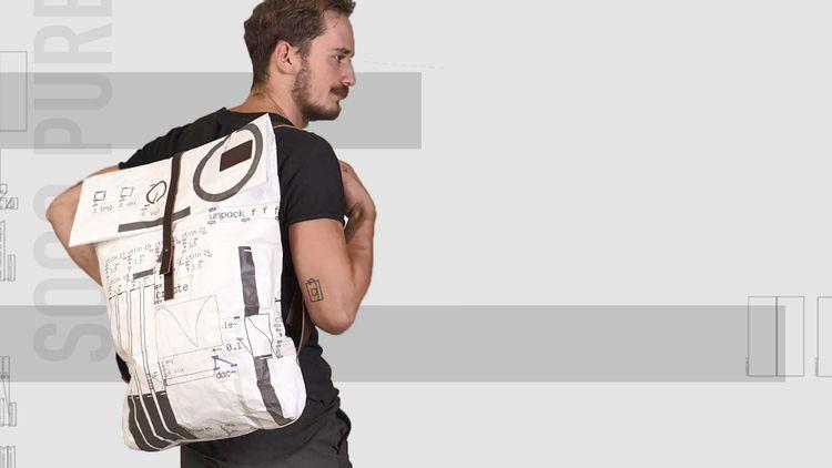 Pure Data Lightest bag love! Ty - stiglodesign   ello