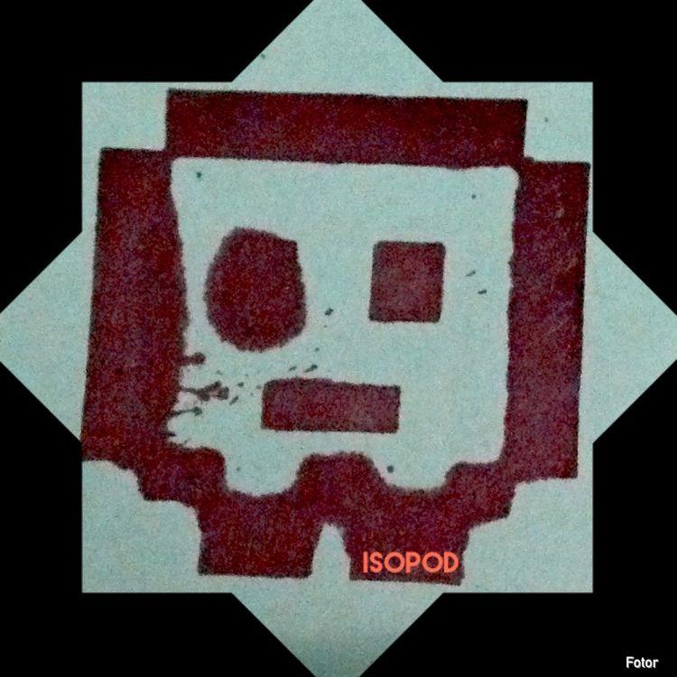isopod labs. rubber stamp promo - isopod | ello