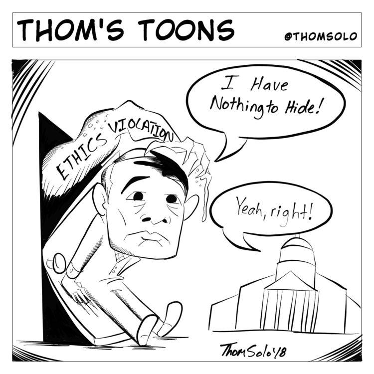 hot seat - scottpruitt, thomstoons - thomsolo | ello