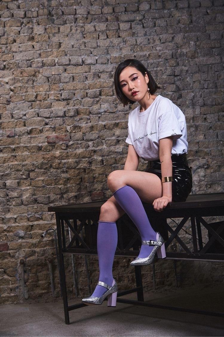Bright, girlish strong shoes, J - sowow_magazine | ello