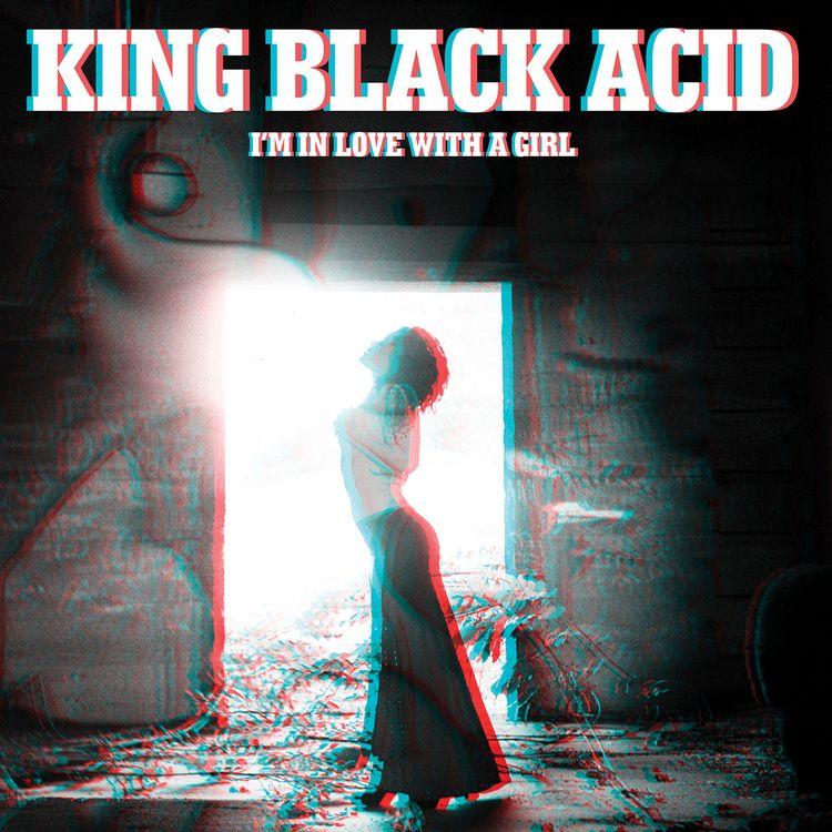 King Black Acid recordings rele - cavitysearchrecords | ello