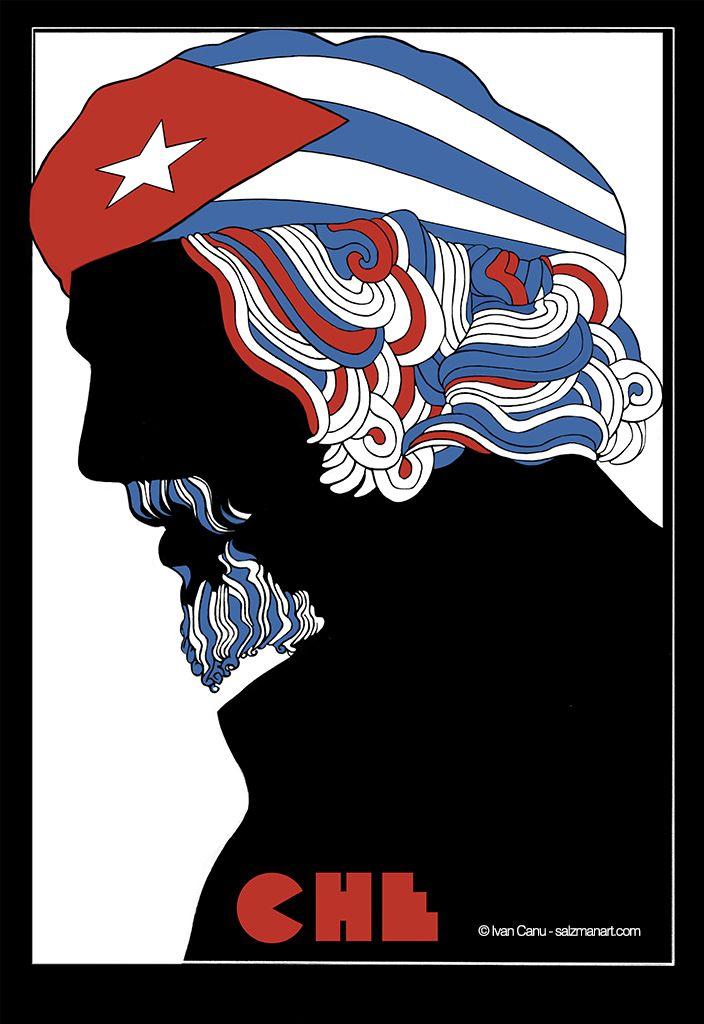 Che Guevara, tribute Milton Gla - canuivan   ello
