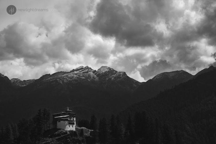 Sacred peaks Land Thunder Drago - newlightdreams | ello