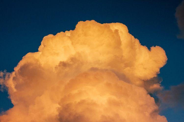 cloud, photography, minimalism - linusake | ello