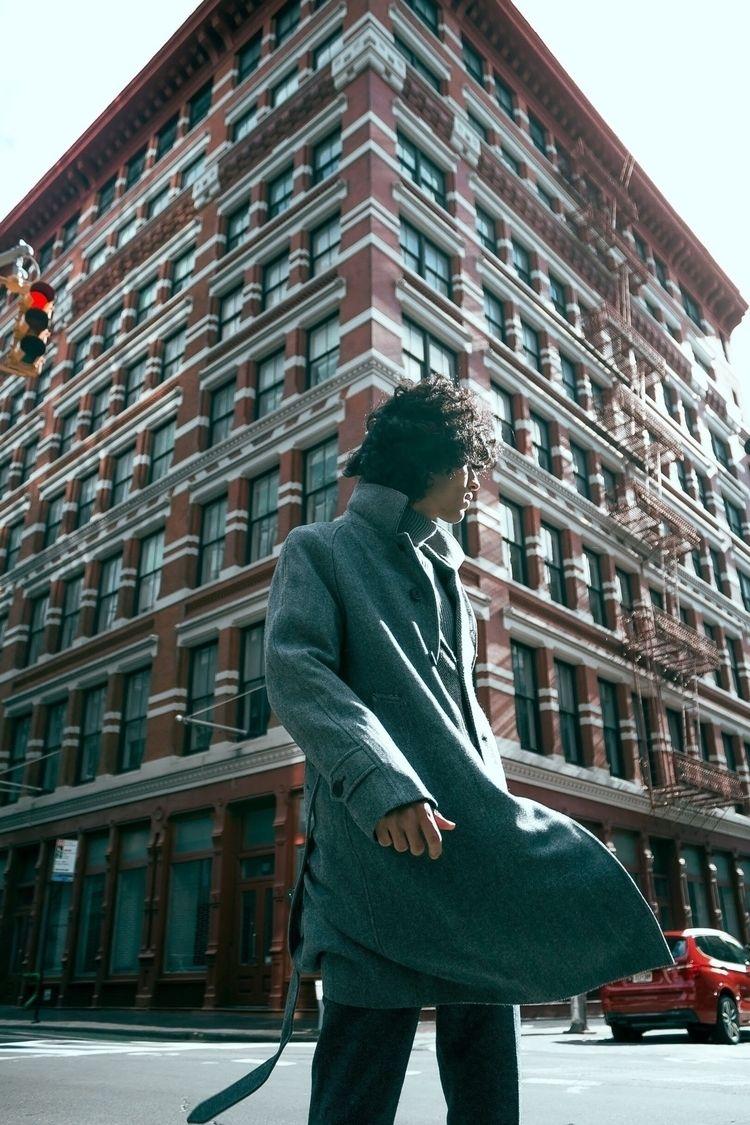 Walks NYC... Photographer: (IG - _thewayofken | ello