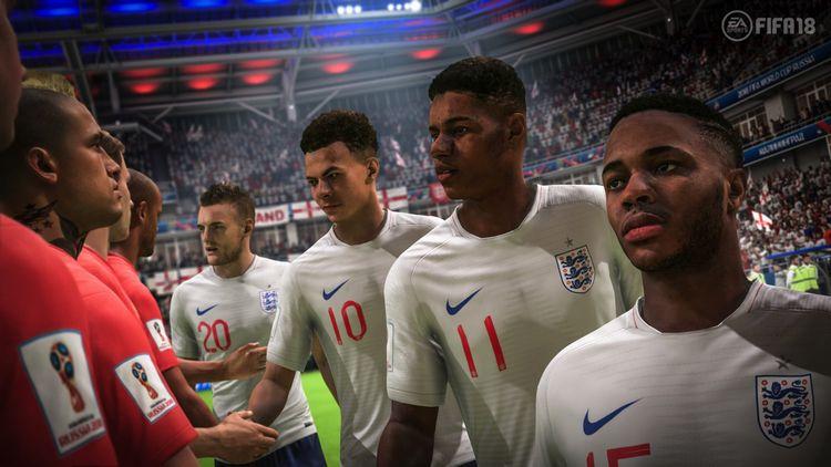 EA Announces Free 2018 FIFA Wor - comicbuzz | ello