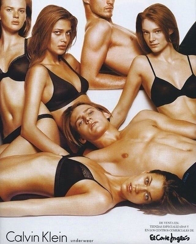Calvin Klein 2004 - fashion, calvin - feitoem1999 | ello