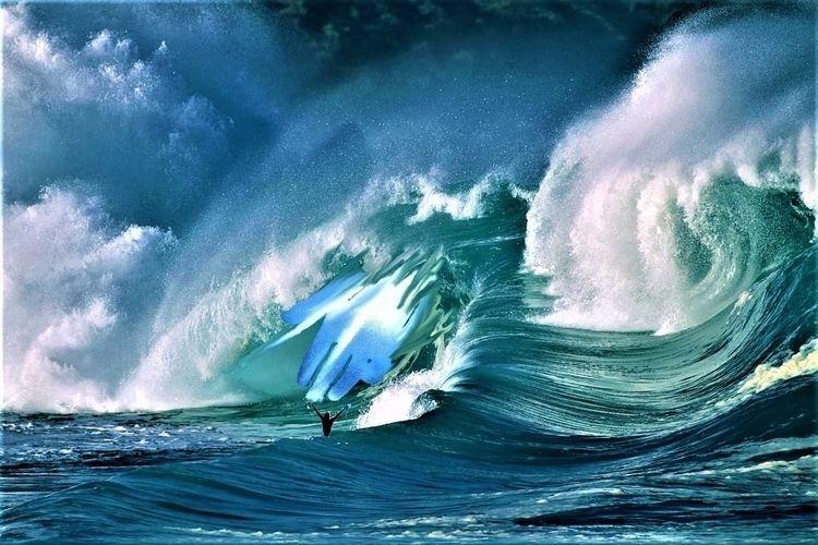 Oceans Toffee browns swirling g - pasitheaanimalibera | ello