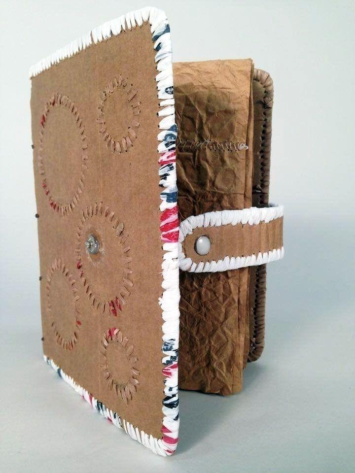 Recycled materials journal, pap - lexisloeb | ello