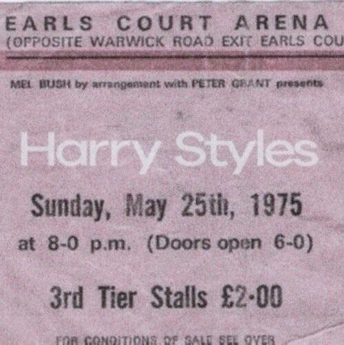 Harry Styles — 25h, 1975 - harrypoems | ello