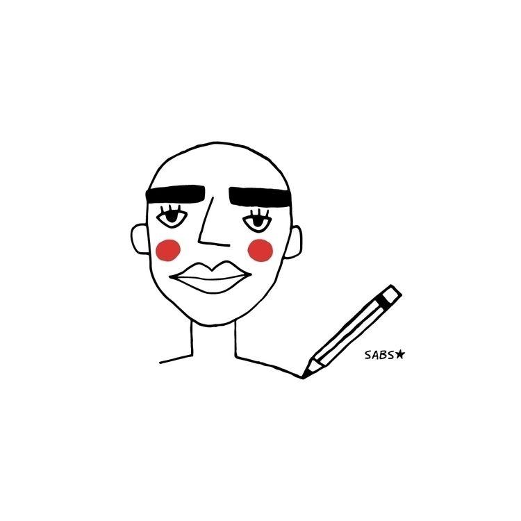 great Magic Pencil, powers migh - bysabs | ello
