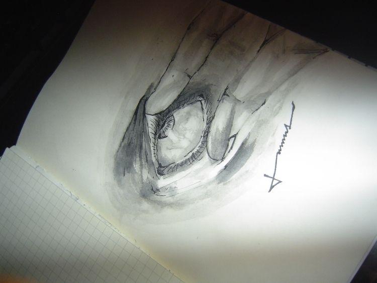 illustration, draw, drawing, art - hmnns | ello