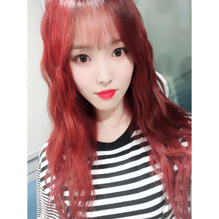yuju ♡ - 여자친구 - gfriendpics   ello