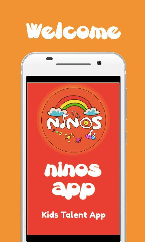 Talent app kids: NinosApp – 1st - ninosapp | ello