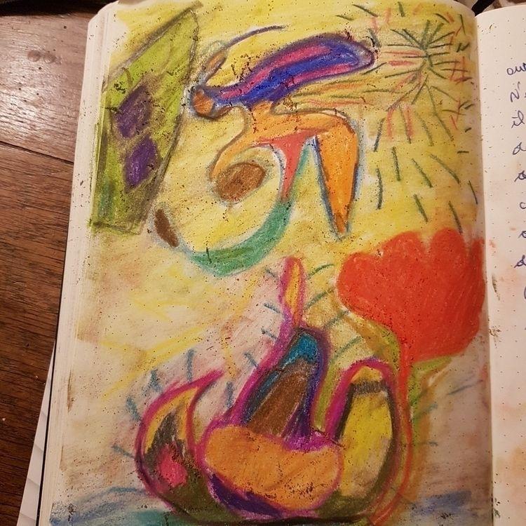 le lost island - art, creativity - krea | ello