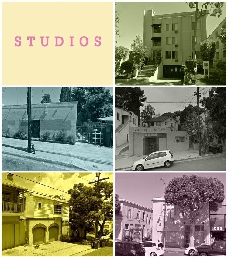 Studios - Ed Ruscha Los Angeles - dispel   ello