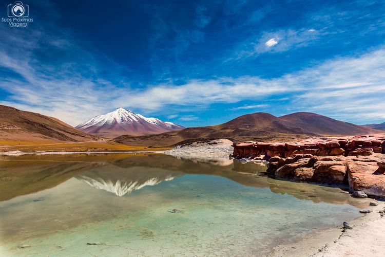 Atacama Desert - Piedras Rojas - abolzani | ello