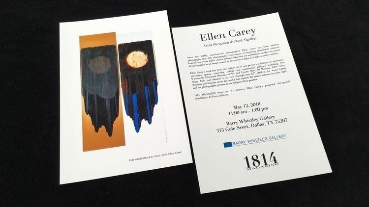 join Ellen Carey / Artist Recep - 1814magazine | ello